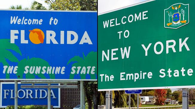 NY, FL Sign